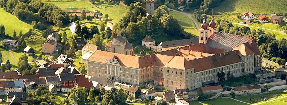 Abbey of saint lambert_outside_C_Stift St.Lambrecht_wide